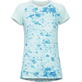 Marmot Crystal Shortsleeve Shirt Women turquoise